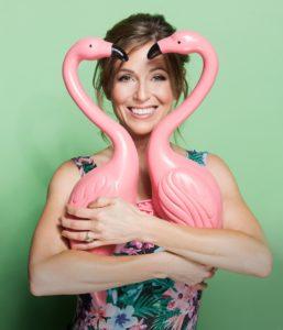 Meredith Nicole - Artist for Flamingo Room