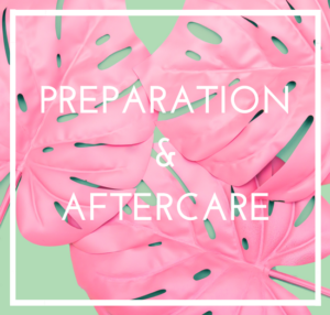 Preparation and Aftercare for flamingo microblading